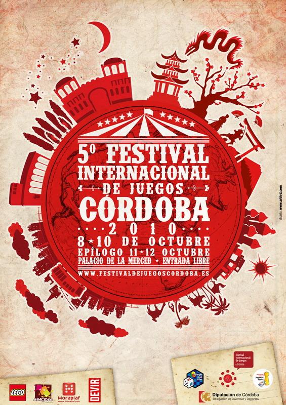 Festival Internacional de Juegos Córdoba 2010