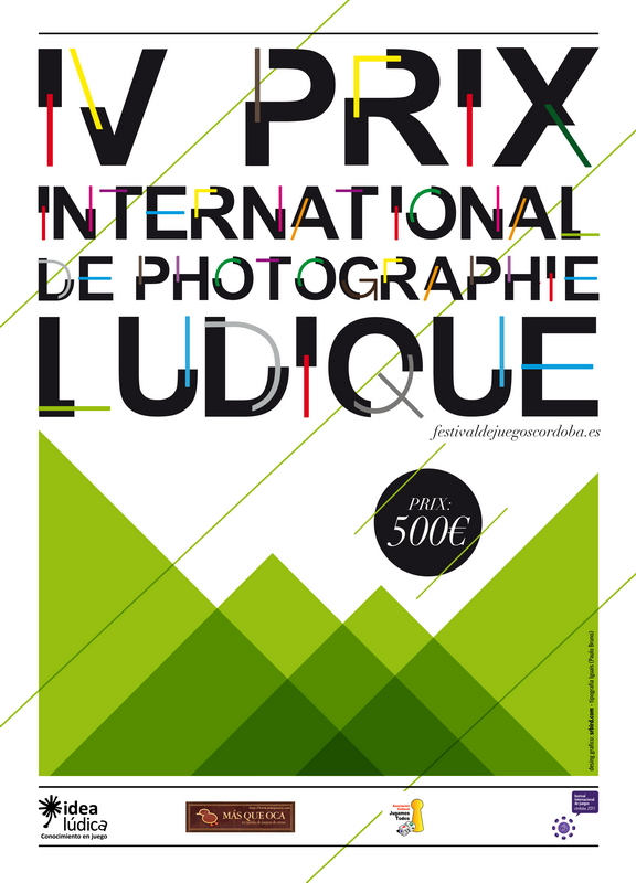 IV PRIX INTERNATIONAL DE PHOTOGRAPHIE LUDIQUE 2011