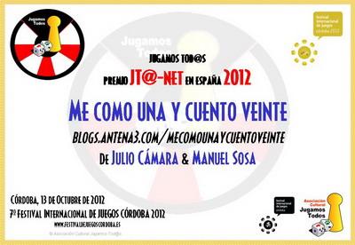Premio JT@-net 2012
