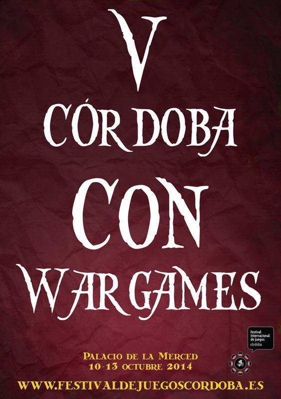 V Córdoba Con Wargames