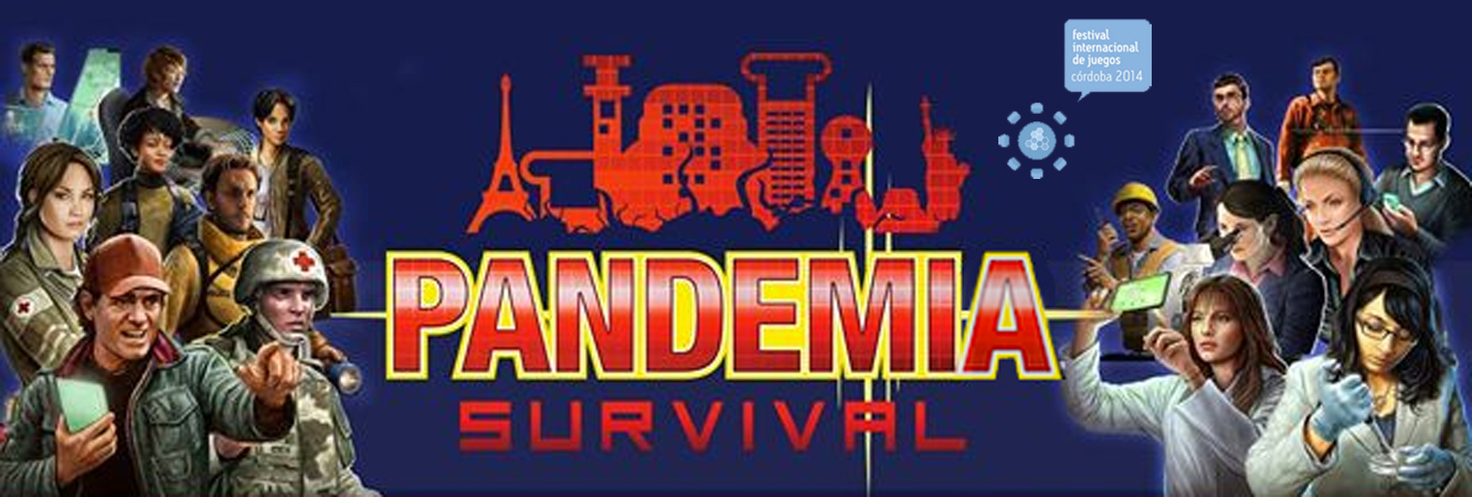 Pandemia Survival Córdoba 2014